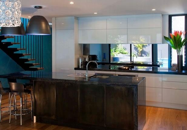 Nouveau White Gloss Kitchen