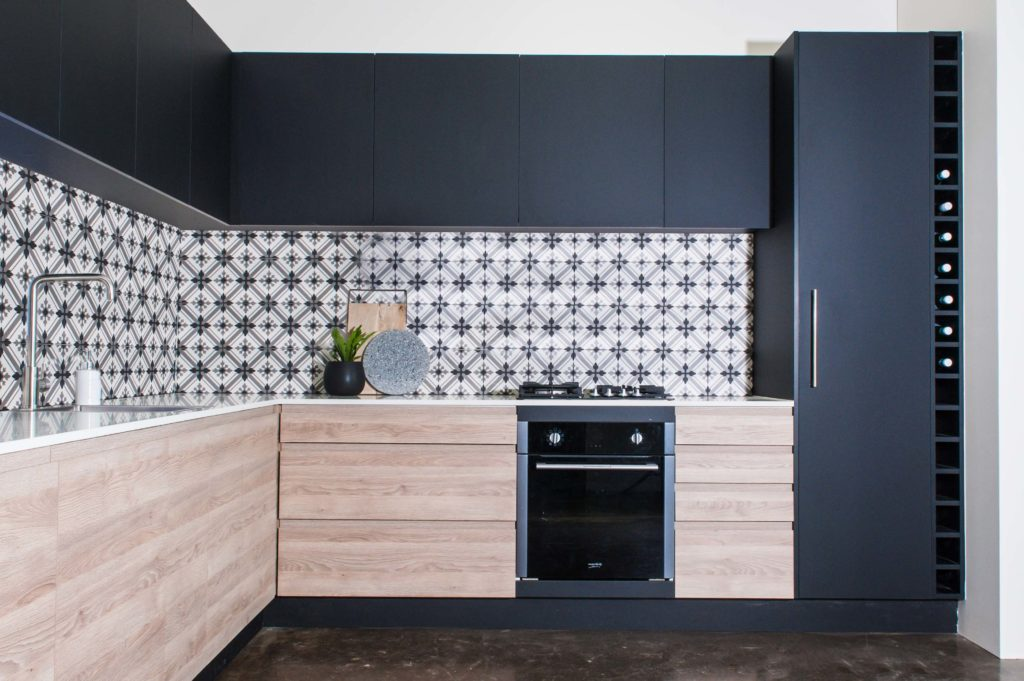 Zesta Kitchens Handleless Style