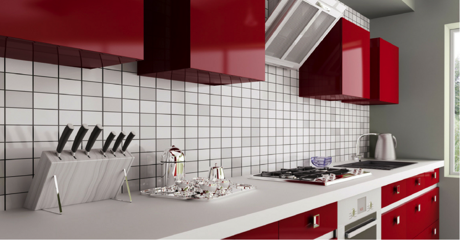 Kitchen Splash Color