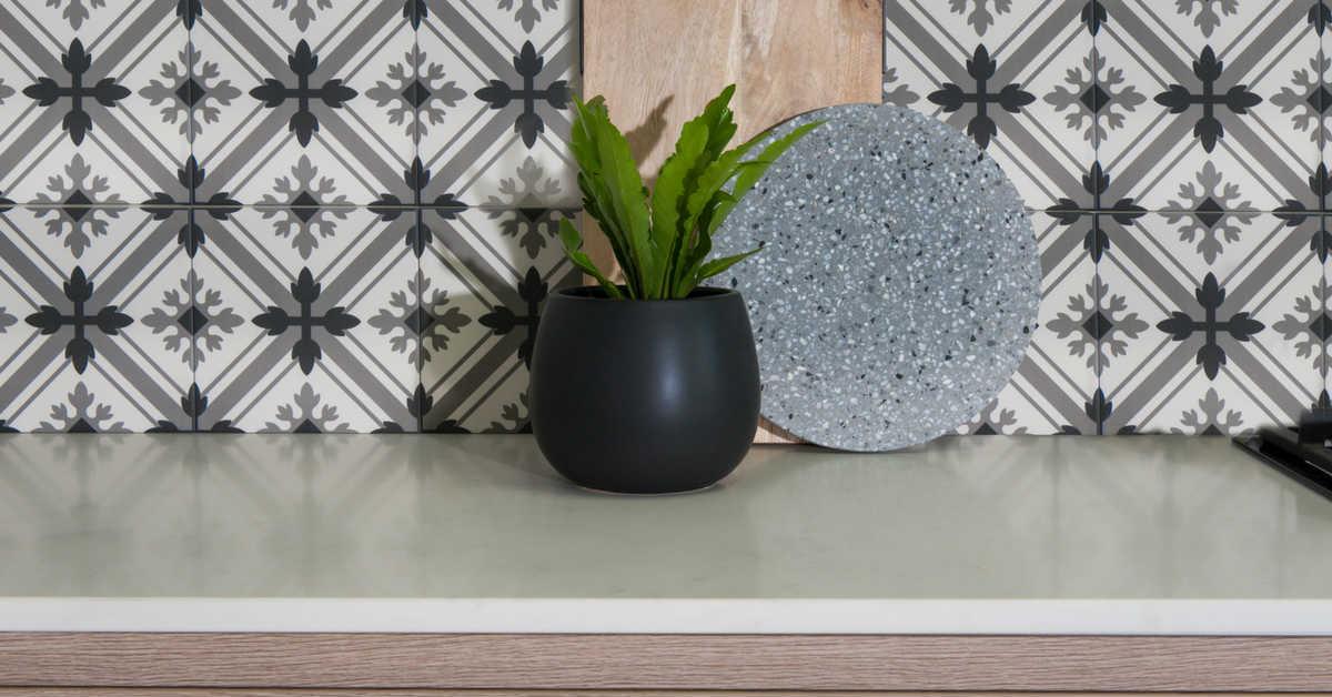 kitchen tile splashback